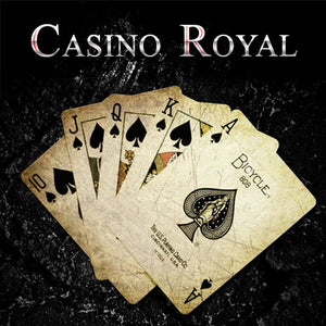 Casino Royal Flush Magic Trick