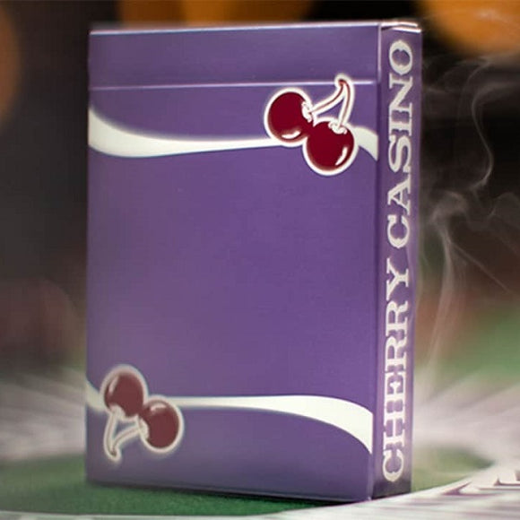 Cherry Casino Fremonts (Desert Inn Purple) Edition Deck