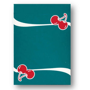 Cherry Casino Tropicana Teal Edition Deck