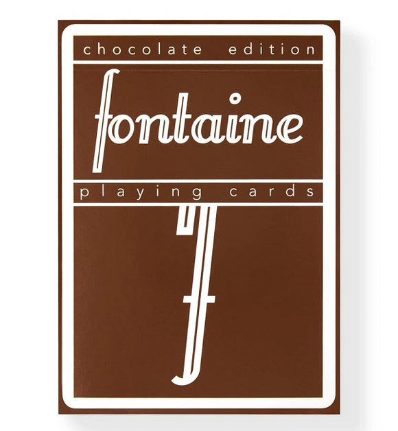 Fontaine Chocolate Edition Deck