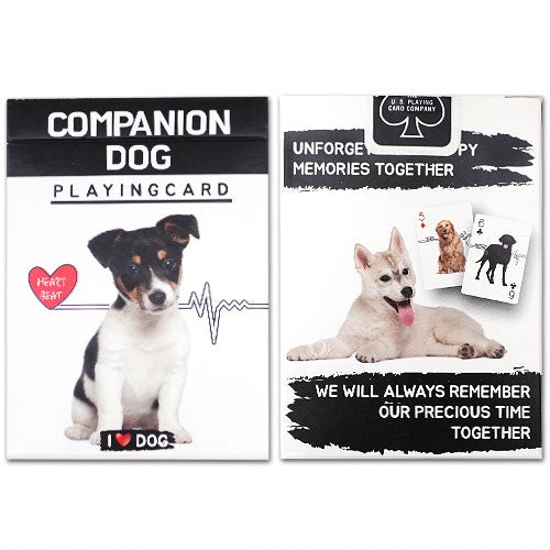 Companion Dog Deck