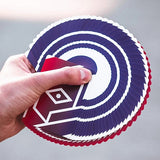 Copag 310 Alpha Cardistry Deck - Slim Line Red/Blue Edition