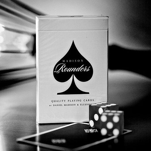 Madison Rounders Deck - BLACK