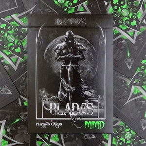 De'vo's Blades Bloodspear Emerald Edition Deck