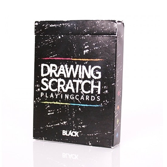 Drawing Scratch BLACK Deck