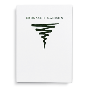 Erdnase X Madison GREEN Edition Deck