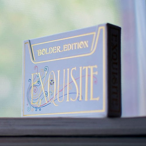 Exquisite Bolder Edition Deck