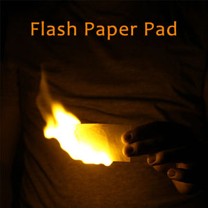 Flash Paper Pad