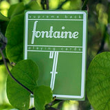 Fontaine GREEN Edition Deck