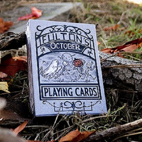 Fulton's October Deck