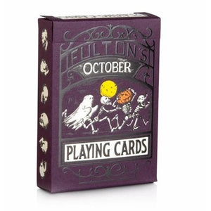 Fulton's October 2020 Deck by Art of Play