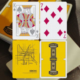 Gemini Casino YELLOW Deck