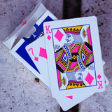 Gemini Casino ROYAL BLUE Deck