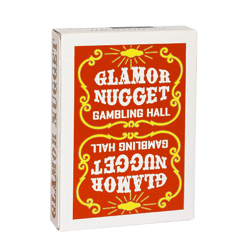 Glamor Nugget RED Deck
