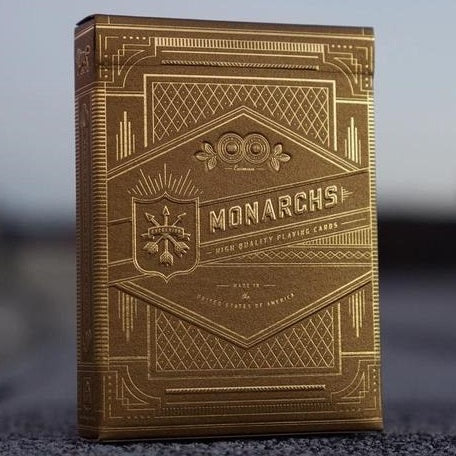 Monarchs Gold Edition Deck