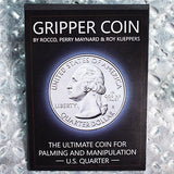 Gripper Coin (Single/U.S. 25) by Rocco Silano
