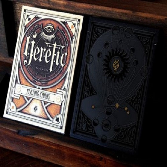 Set of 2 Heretics (1 Lux & 1 Noctis) Decks