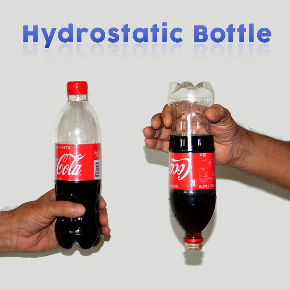 Hydrostatic Cola Bottle