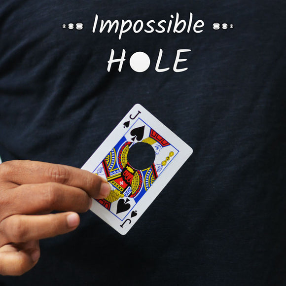 Impossible Hole Card Trick