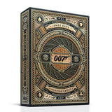 James Bond 007 Playing Cards