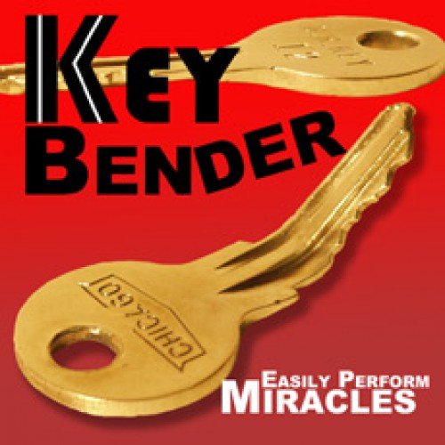 Miracle Key Bender Gimmick