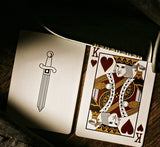 Kings Playing Cards (WHITE) Edition Deck