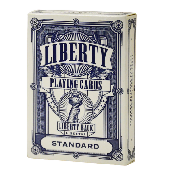 Liberty BLUE Deck by Jackson Robinson