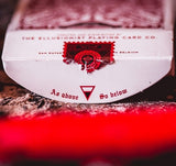 Madison Hellions RED Edition Deck