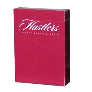 Madison Hustlers RED Edition Rare Deck