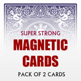 Magnetic Cards Trick