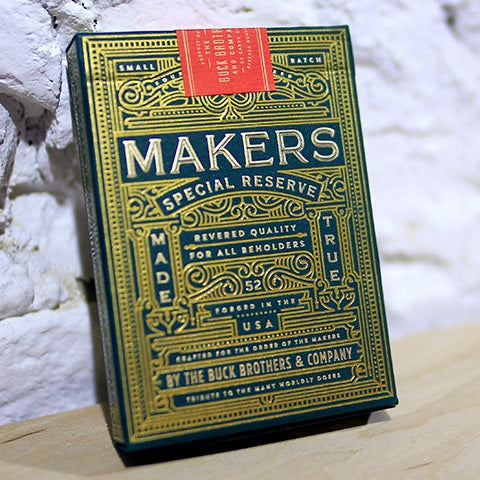 Makers Green Edition Deck