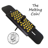 The Melting Coin Plastic Gimmick