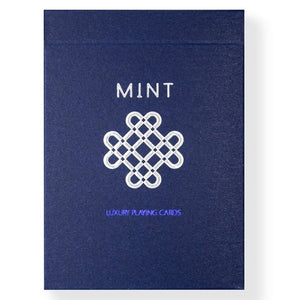 Mint V2 Playing Cards (Blueberry) Edition Deck