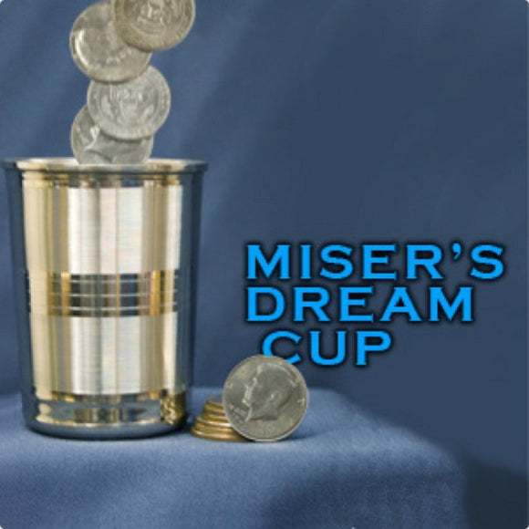 Miser's Dream Cup (Coins Catching Glass)