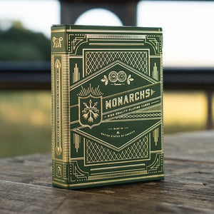 Monarchs (Green) Deck