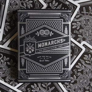 Monarchs: Now You See Me Edition Deck