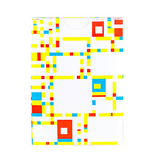 Mondrian: Broadway Edition Playing Cards