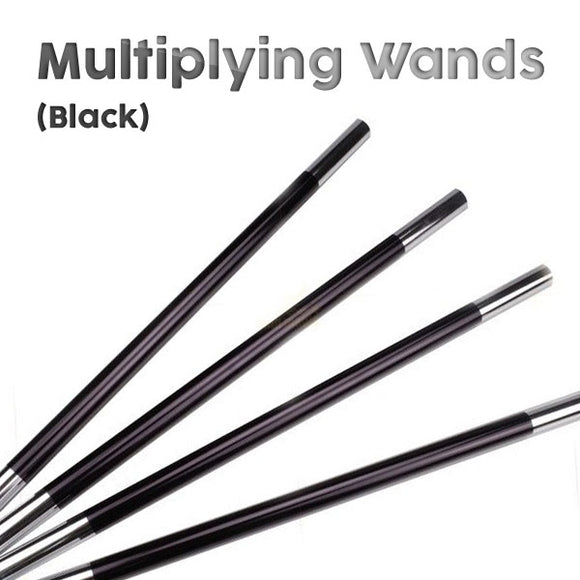 Multiplying Wands #4 - Black