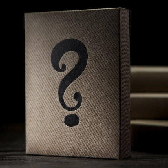 Mystery Box Deck by J.J. Abrams