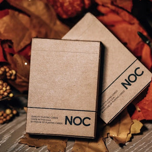 NOC on Wood - BROWN Deck