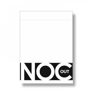 NOC OUT White USPCC Edition Deck
