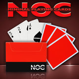 NOC v3s RED Deck