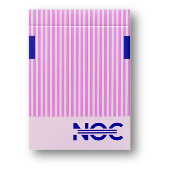 NOC 3000X2 (Pink) Limited Edition Playing Cards