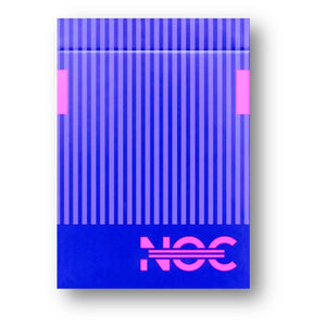 NOC 3000X2 (Purple Edition) Playing Cards