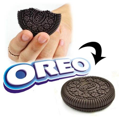 Oreo Bite & Restore Cookie Trick