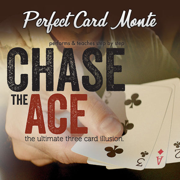 Chase The Ace Card Trick