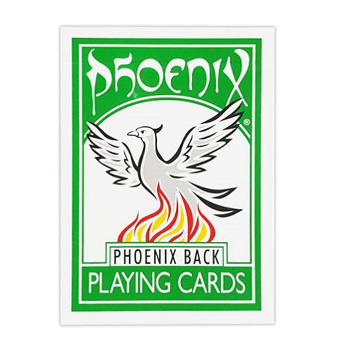 Phoenix Back GREEN Deck