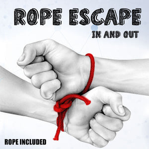 Rope Escape Magic Trick