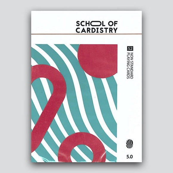 NDO: School of Cardistry V5 Deck