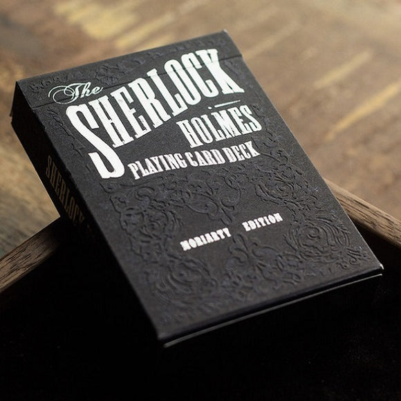 The Sherlock Holmes Moriarty v2 Edition Deck